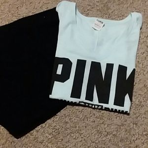 PINK Victoria's Secret Tops - VS PINK outfit